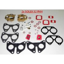 Solex 2 x 32 PHH karburátor készlet