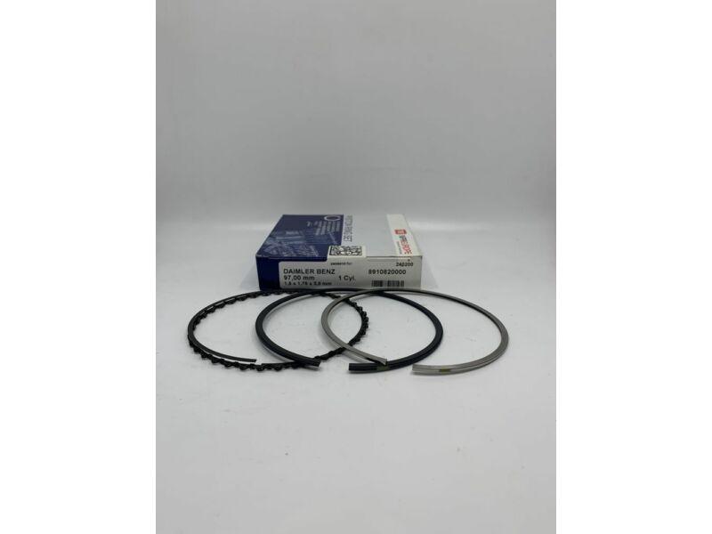Mercedes dugattyúgyűrű (4966 ccm benzin)