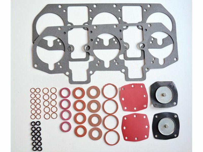 Weber 2x 40 IDA, 46 IDA, 40 IDTP, 40 IDS, 40 IDT karburátor karbantartó készlet