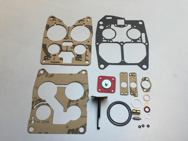 Solex 4 A 1 karburátor készlet