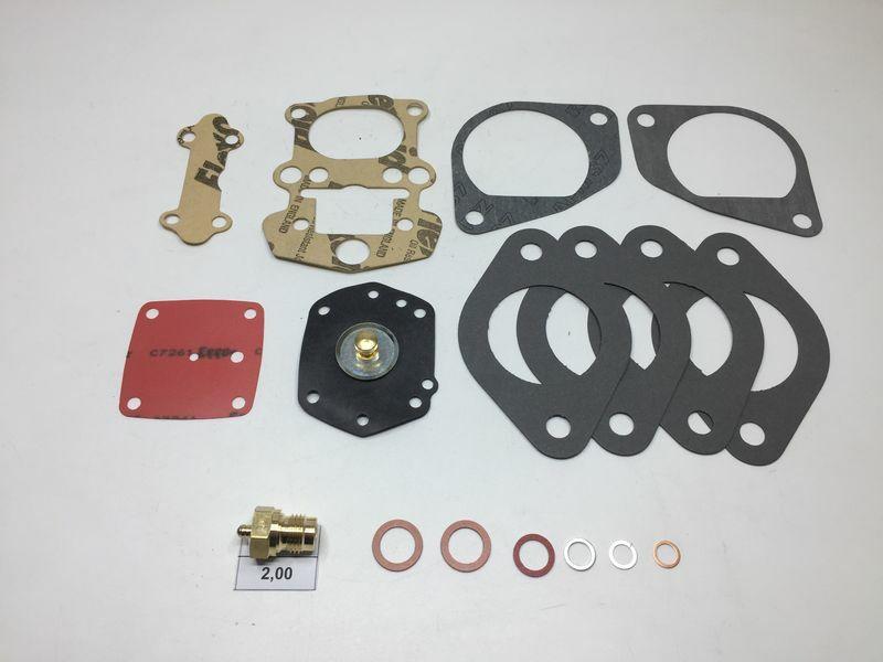 Solex 40 PHH karburátor készlet