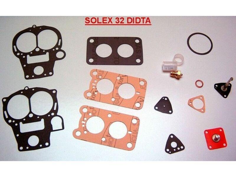 Solex 32 DIDTA 2/4 karburátor készlet