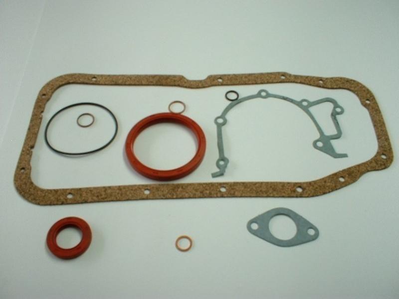 Opel alsó tömítés készlet